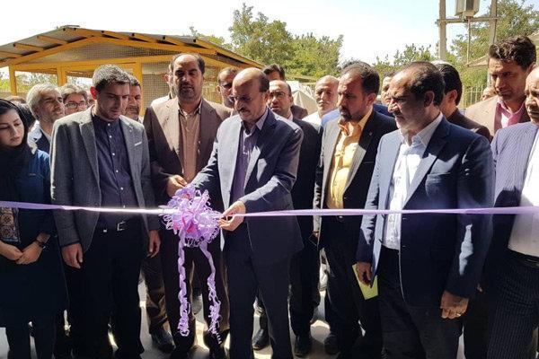 نیروگاه مقیاس کوچک در ناحیه صنعتی دانسفهان افتتاح شد