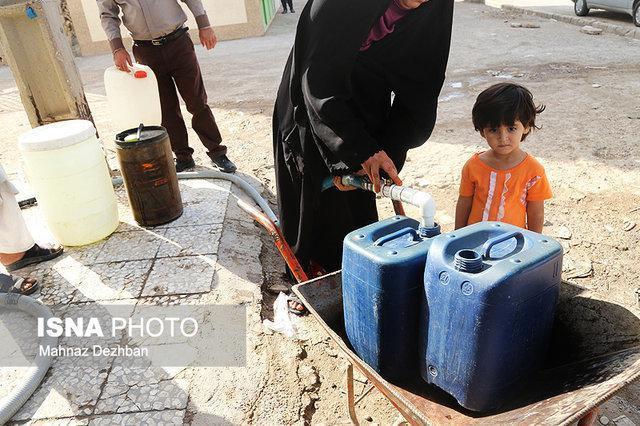 مسائل آب شرب کار دست خوزستانی ها داد