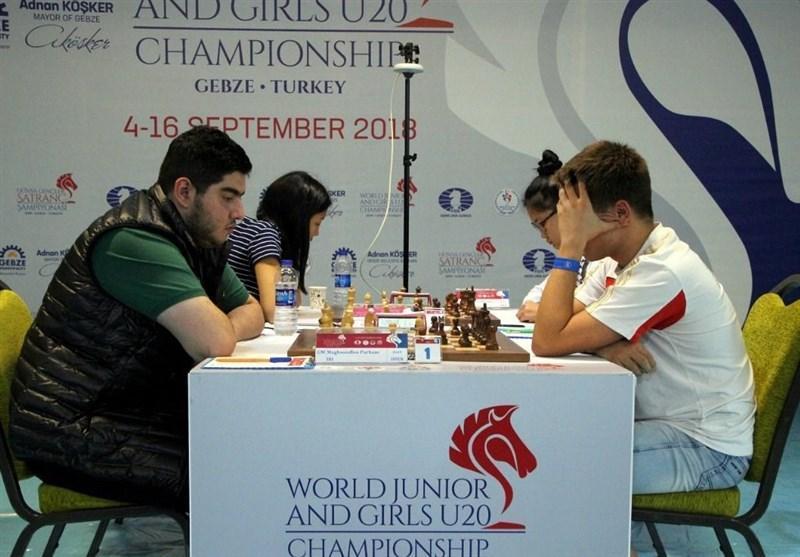 صعود 55 پله ای مقصودلو در رنکینگ جهانی شطرنج