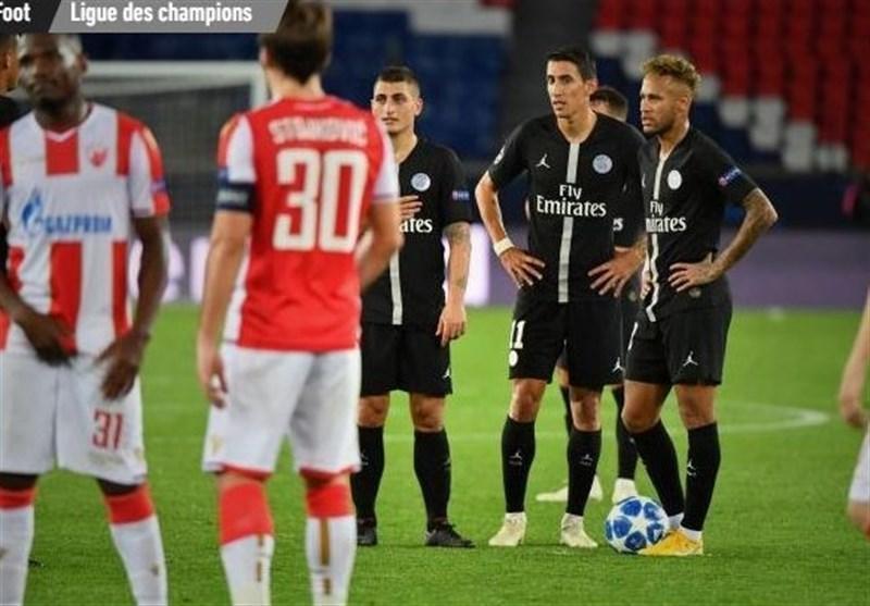 فوتبال دنیا، پاری سن ژرمن با هت تریک نیمار قهرمان سابق اروپا را گلباران کرد، شالکه در روسیه پیروز شد