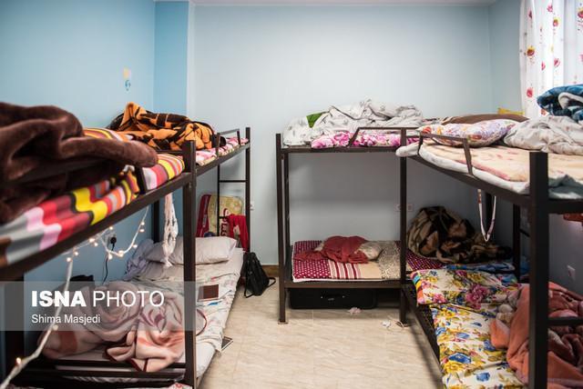 100درصد اسکان دانشجویان دختر در خوابگاه ها را پوشش دادیم، مشکل اسکان 67 دانشجوی پسر مرتفع می گردد