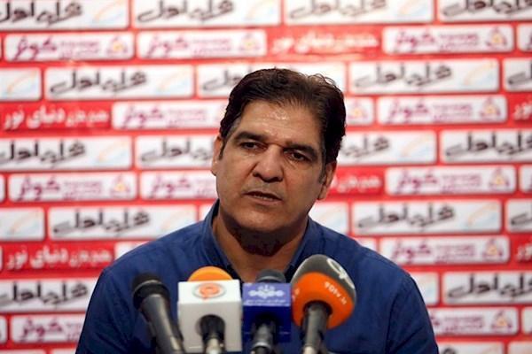 مهاجری: تساوی در تهران مقابل سایپا نتیجه بدی نیست