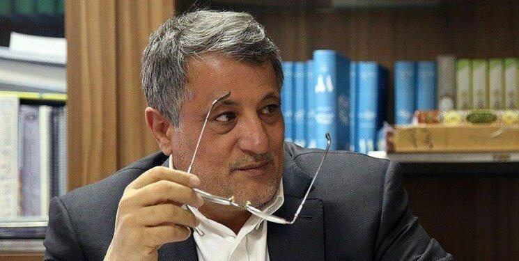 فیلم شوخی محسن هاشمی در خصوص بوی نامطبوع تهران ، مثل اینکه قضیه امنیتی شده