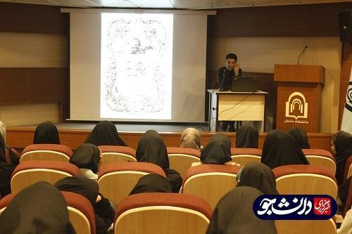 هفته گرافیک در دانشکده هنر دانشگاه دامغان برگزار گردید