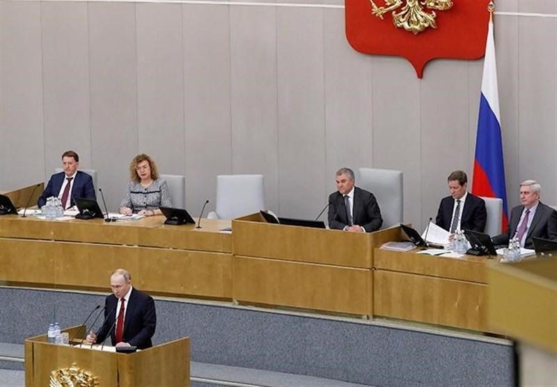 پوتین: قدرت در روسیه نباید به شخص مرتبط باشد؛ دیدگاه مردم مهم است