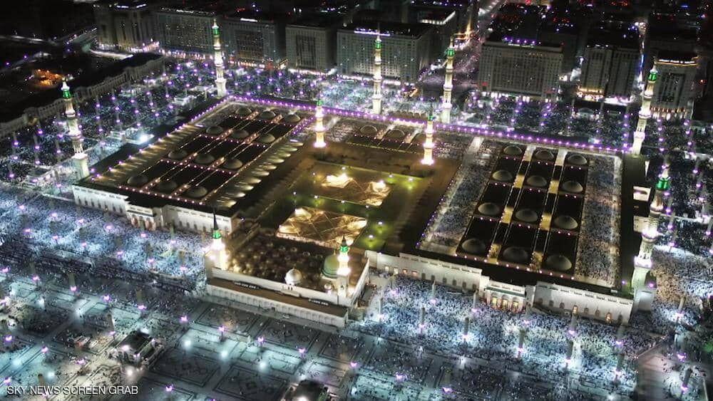 خبرنگاران نماز جماعت ماه رمضان در عربستان برگزار نمی گردد