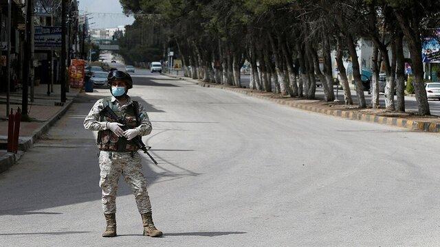 مقررات منع آمد و شد در اردن سرانجام یافت
